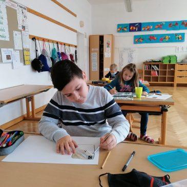 In der Schule|V šoli